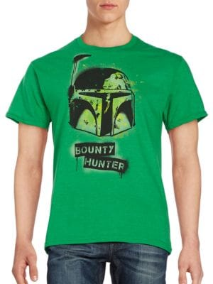 Stencil Hunter Tee by Mad Engine