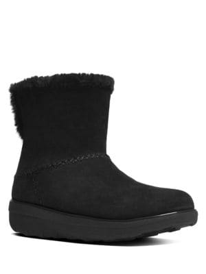 Mukluk Shorty II Shearling-Lined Boots by FitFlop