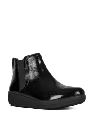 Superchelsea TM Slip-On Ankle Boots by FitFlop
