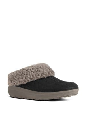 Loaff TM Slip-On Slippers by FitFlop