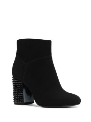 Arabella Velvet Ankle Boot by MICHAEL MICHAEL KORS