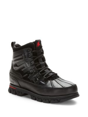 Delton Lace-Up Waterproof Boots by Polo Ralph Lauren