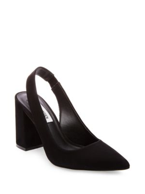Dove Nubuck Pumps by Steve Madden