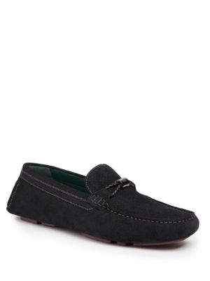 Carlsun 2 Suede Driving Moccasins by Ted Baker London