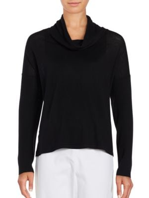 Heathered Top by Eileen Fisher