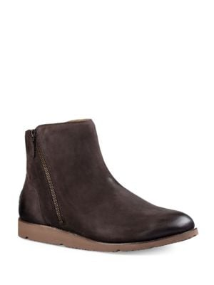 Greer Leather Ankle Boots...