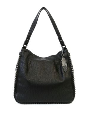 Camlle Faux Leather Hobo Bag 500048685002