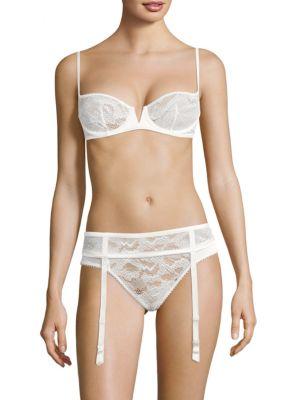 Lace Garter Belt @...