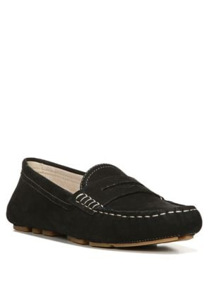 Filly Suede Penny Loafers by Sam Edelman