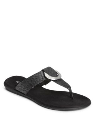 Supper Chlub Slip-On Thong Sandals by Aerosoles