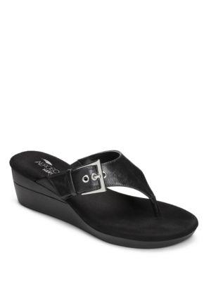 Flower Slip-On Sandals by Aerosoles