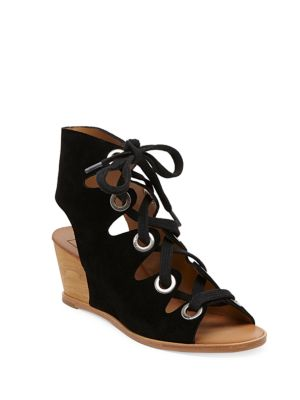Lei Open Toe Wedge Sandals by Dolce Vita