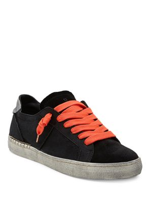 Zalen Lace-Up Sneakers by Dolce Vita