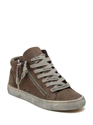 Zabra Perforated Nubuck Sneakers by Dolce Vita