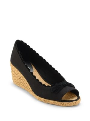 Chaning Open Toe Espadrilles by Lauren Ralph Lauren