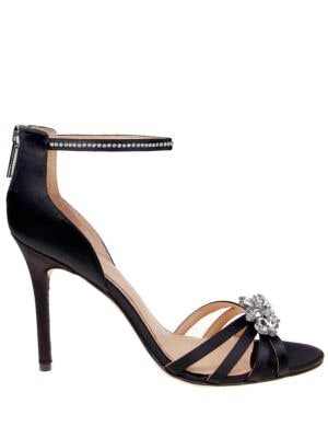 Star Ankle-Strap Sandals by Belle Badgley Mischka