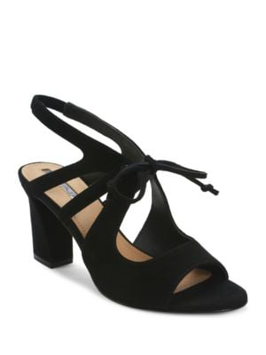 Night Suede Sandals by Tahari