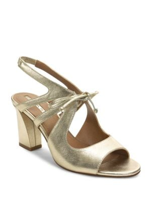 Night Leather Sandals by Tahari