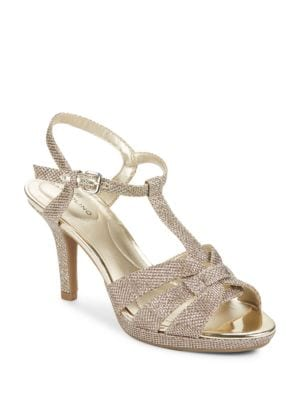 Sahari Glitter Sandals by Bandolino