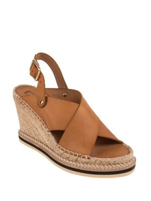 Emily Espadrille Wedge Sandals by Andre Assous