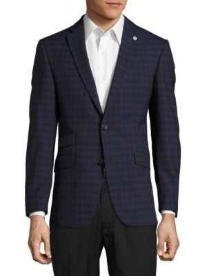 Lightweight Wool Suit Jacket by Ted Baker London