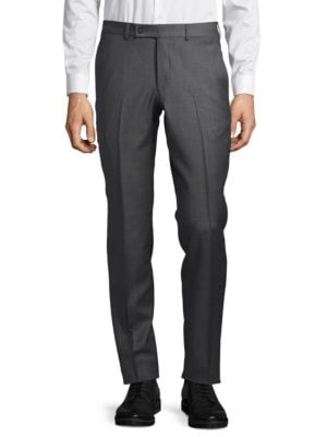 Joey Straight-Leg Dress Pants by Ted Baker London