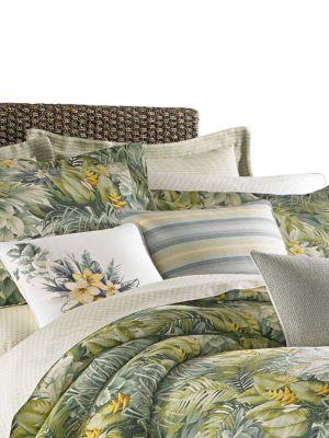 Cuba Cabana FourPiece Comforter Set