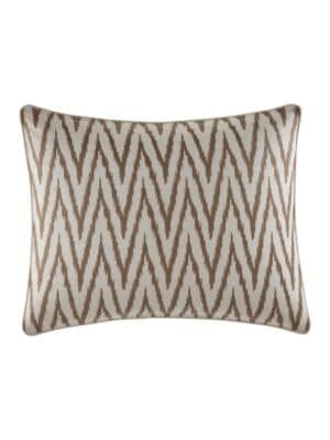 Sandy Coast Woven Breakfast Pillow