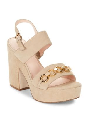 Rashida Platform Strappy Sandals by Kate Spade New York