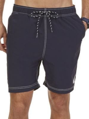 Quick-Dry Swim Trunks by Nautica Big And Tall