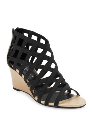 Jorda Cage Wedges by Donald J Pliner