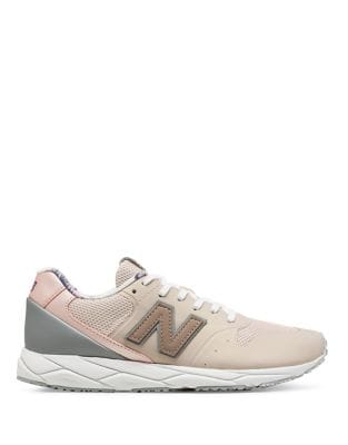 Sporty Lace-Up Sneakers by New Balance