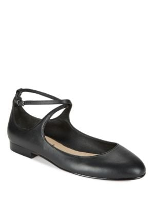 Yovela Leather Ankle...