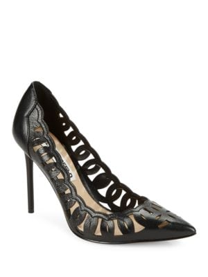 Aria Lasercut Stiletto Heels by Karl Lagerfeld Paris