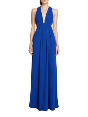Solid Tailored Gown by Jill Jill Stuart