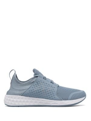 Cruz Mesh Lace-Up Sneakers by New Balance