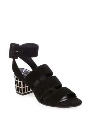 Baily Ankle Strap Sandals by B Brian Atwood