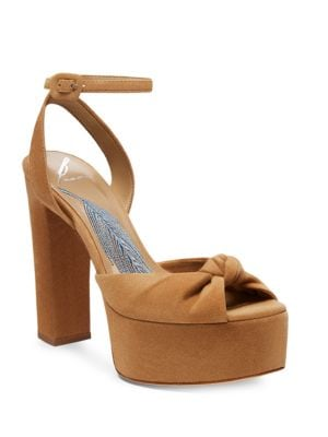 Gabby Ankle-Strap Sandals by B Brian Atwood