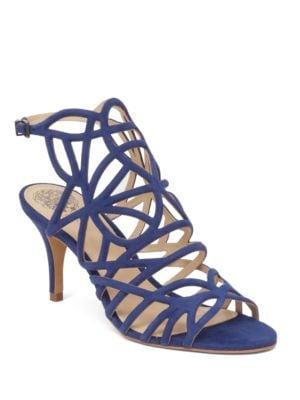 Pelena Caged Dress Sandals...