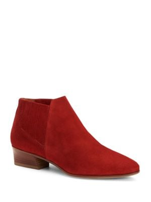 Farell Suede Booties by Aquatalia