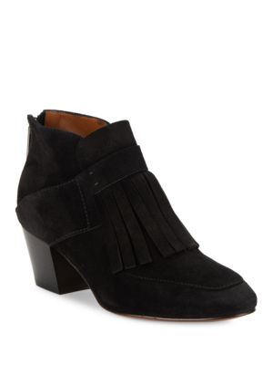 Flynn Suede Ankle Boots by Aquatalia