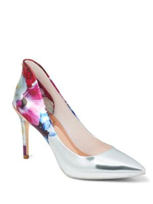 Savei Floral Printed Pumps by Ted Baker London