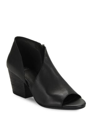 Drake Open Toe D Orsay Bootie by Eileen Fisher