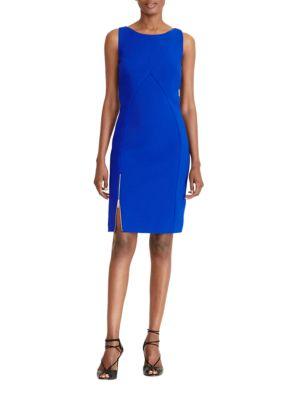 Paneled Sheath Dress by Lauren Ralph Lauren