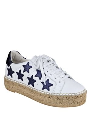 Marcia Espadrille Platform Sneakers by Marc Fisher LTD