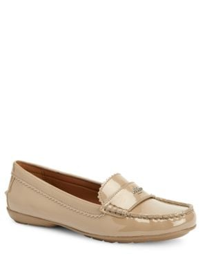 Odette Patent Leather Loafers by COACH
