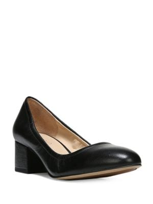 Fausta Leather Pumps by Franco Sarto