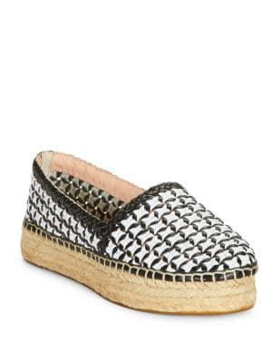 Leela Woven Slip-Ons by Kate Spade New York