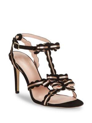 Buy Ilene Suede Heels by Kate Spade New York online
