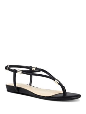 Rivers Slingback Thong Sandals by Nine West